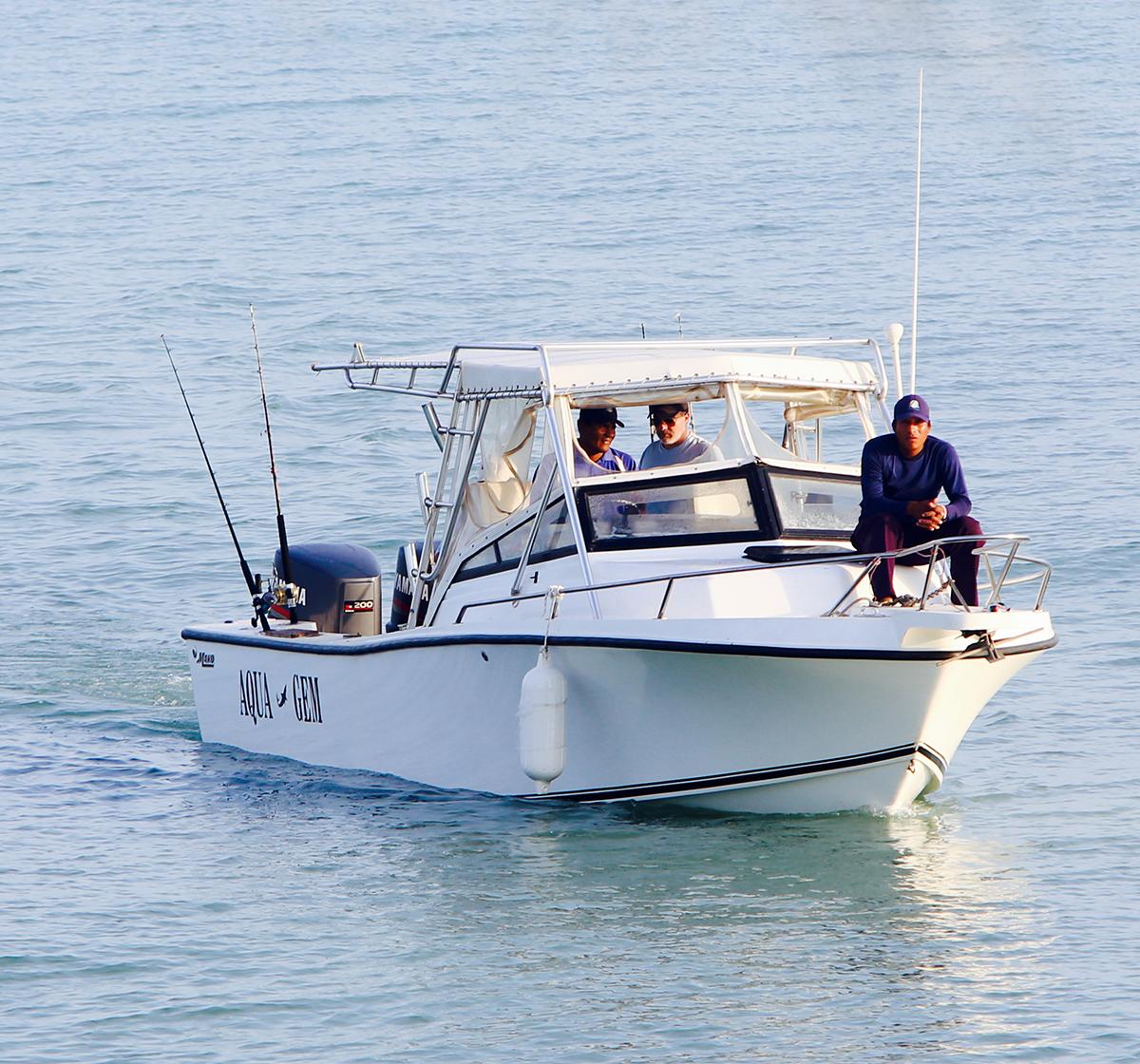 Fishing Charter Full Day 20028
