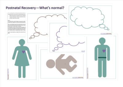 Postnatal recovery (print-your-own)