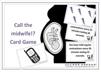 Call the midwife - card game