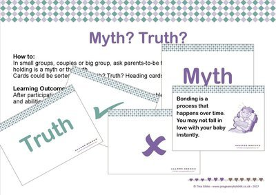 ​Myth? or Truth? about newborns and parenting