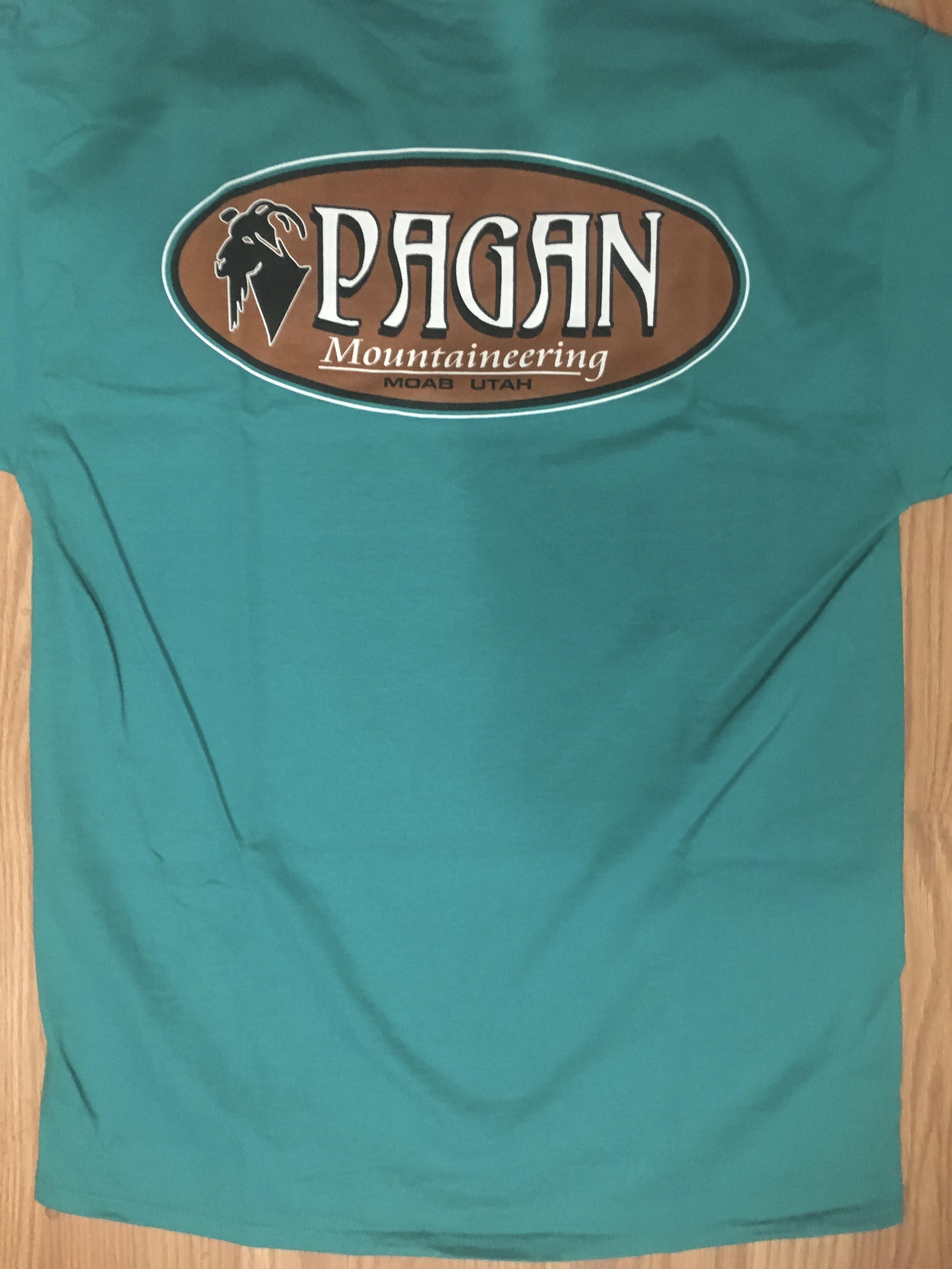 PAGAN SURF T-SHIRT