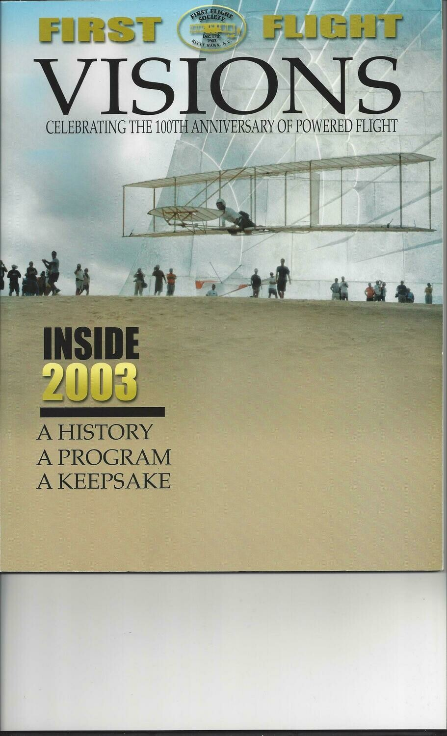 Wright Brothers Centennial Program