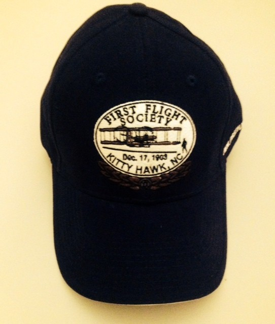 First Flight Society Baseball Cap
