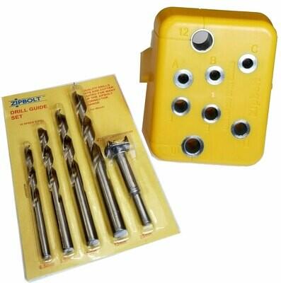 Zipbolt Universal Drill Guide (40.280)