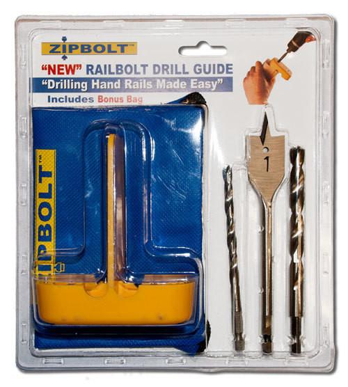 Zipbolt Railbolt Drill Guide (40.260)