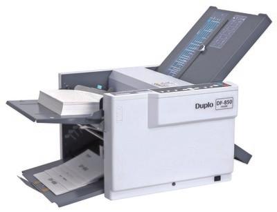 Duplo DF-850 Manual Folder