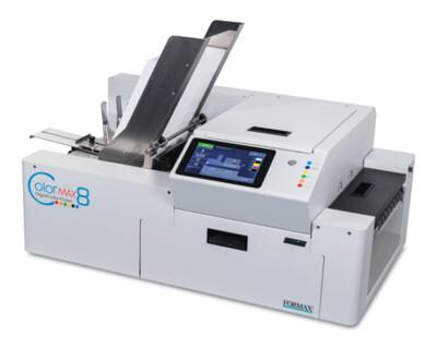 Formax ColorMax 8 Digital Color Printer