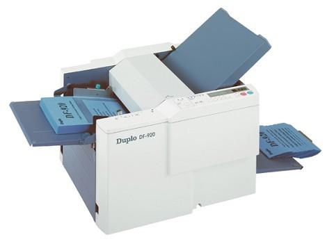 Duplo DF-920 Folder