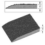 Rhino Comfort Step® Textured Anti-Fatigue Foam Mats