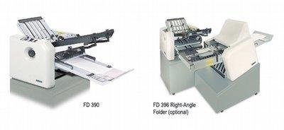 Formax FD 390 Air Feed Folder