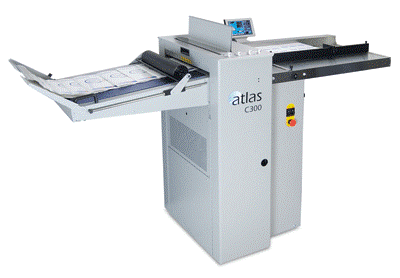 Formax Atlas C300 High-Speed Automatic Creaser/Folder