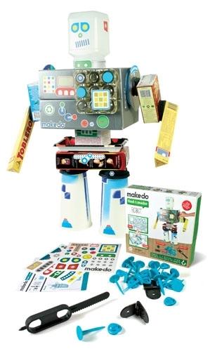 Makedo Find & Make ROBOT