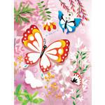 """Djeco Glitter Boards """"Butterflies"""" Kit"""