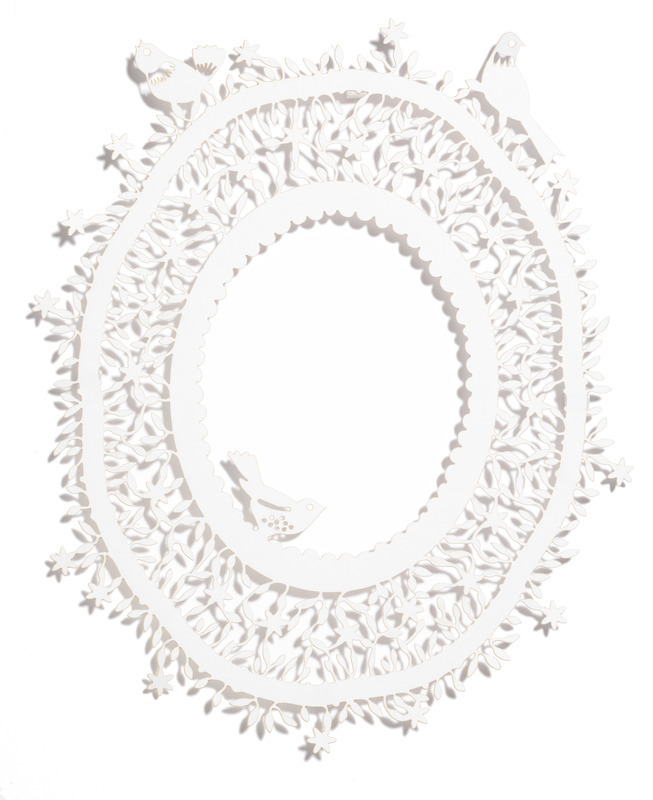 Djeco Small Forest Paper Lace Kit