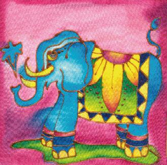 One Design: Thai Elephant BTk - 7