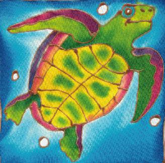 One Design: Turtle BTK - 13