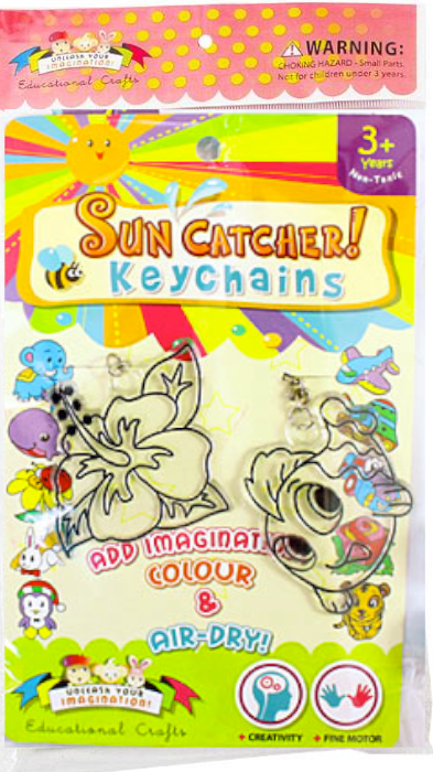 Sun Catcher Keyrings Kit (Pack of 2) SC - 2