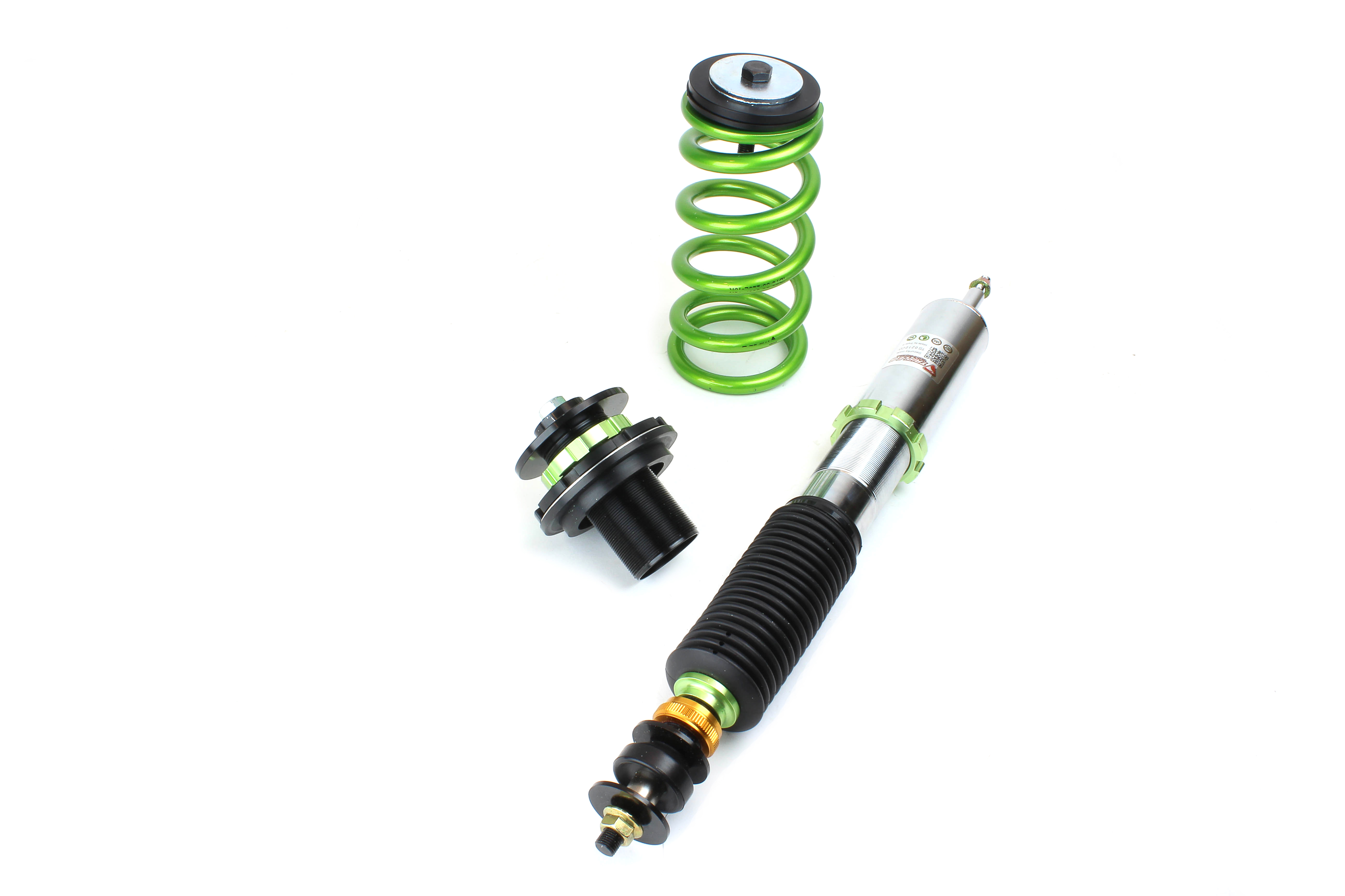 Ford Mustang S550 Triple S Inverted Coilover