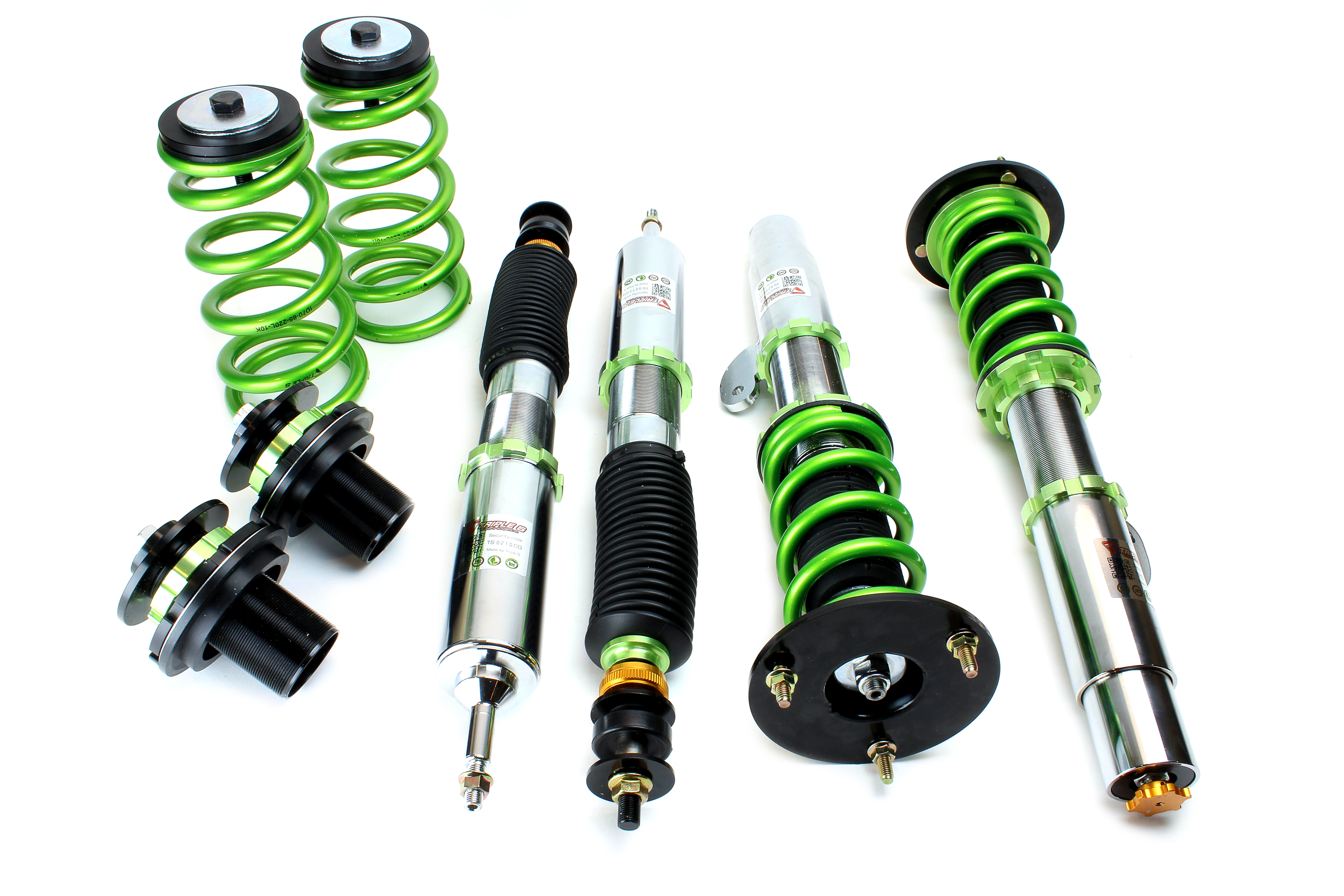 Porsche Cayman (987 Chassis) Triple S Inverted Coilover ISC-TSCO-987
