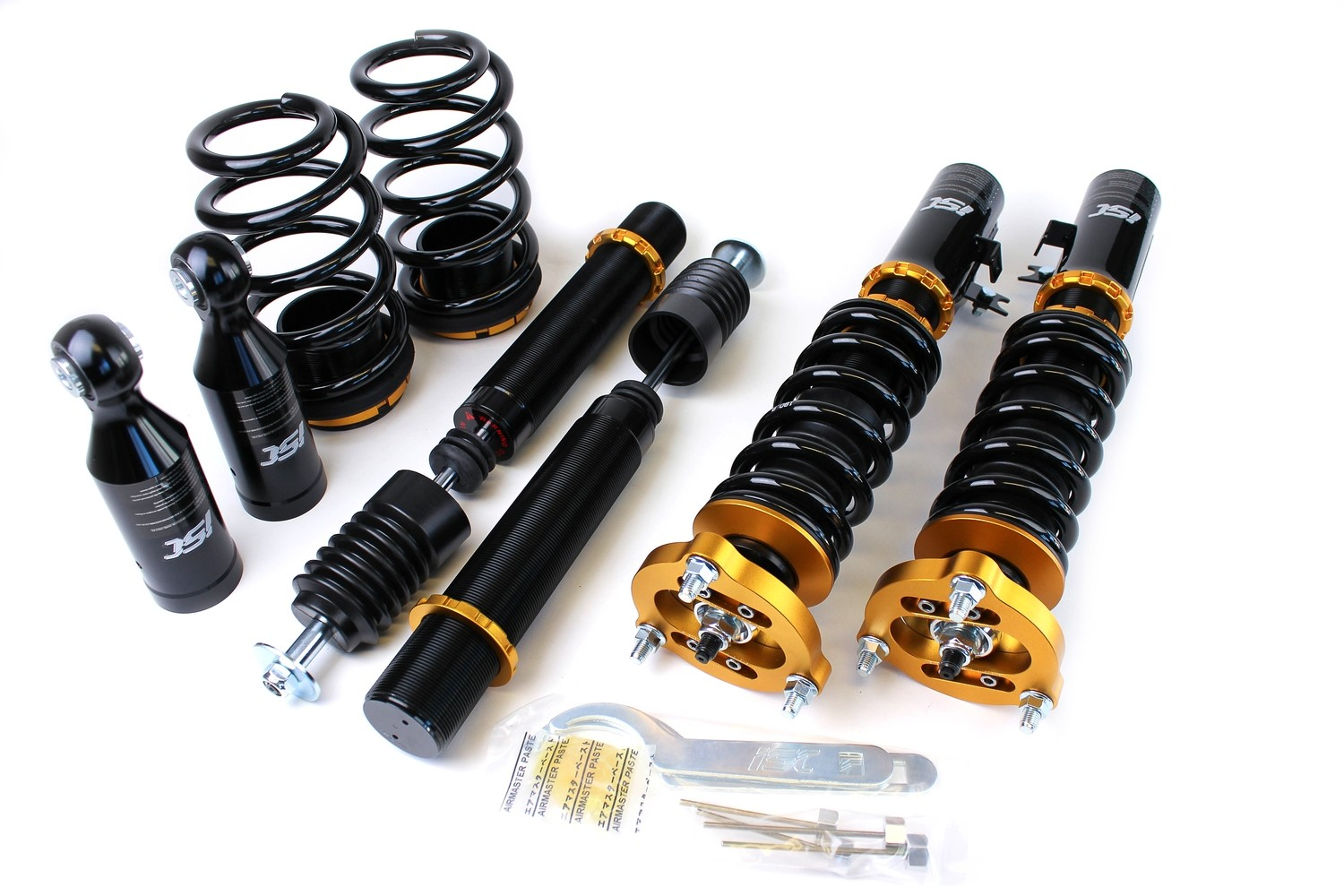 CLEARANCE Honda Civic (06-11) ISC N1 Coilover Suspension - Street Sport Valving