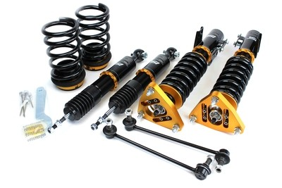 CLEARANCE Hyundai Genesis Coupe (13-16) ISC N1 Coilover Suspension - Street Sport Valving