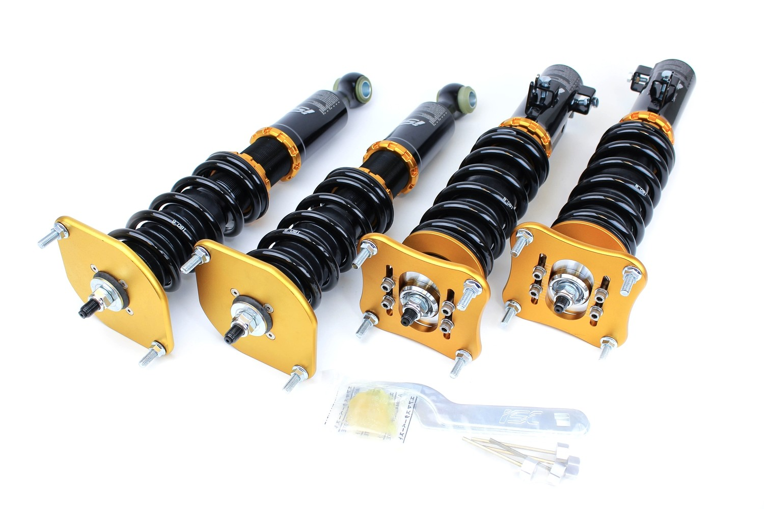 CLEARANCE  Mazda RX7 FC3S Chassis 86-91 ISC N1 Coilover Suspension