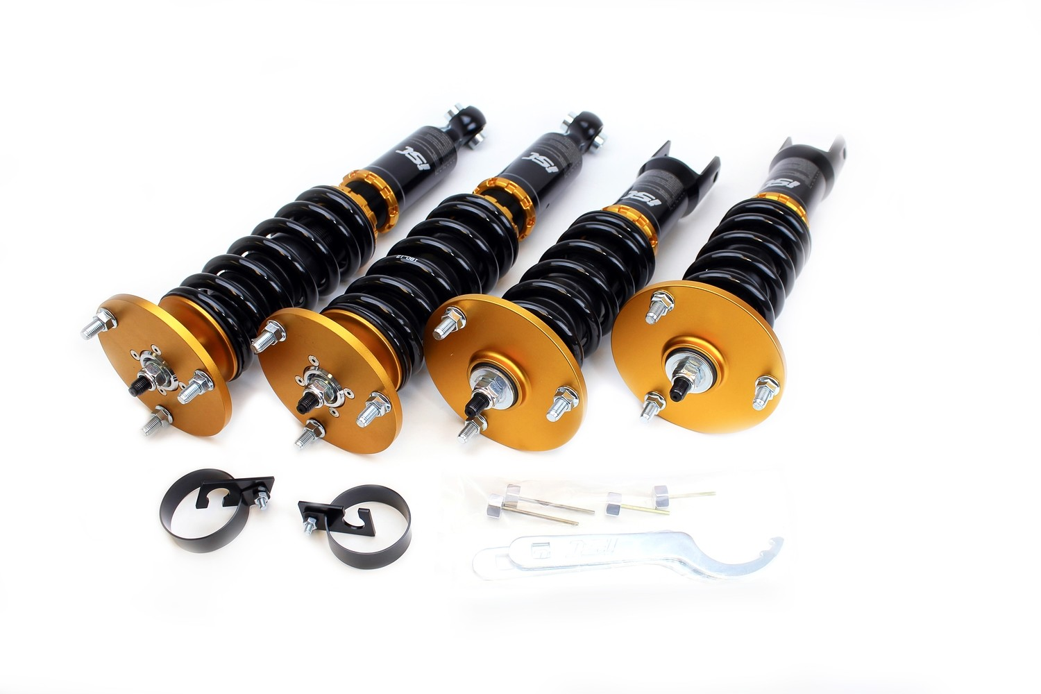 Mazda RX7 FD3S Chassis 92-02 ISC N1 Coilover Suspension