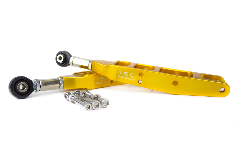 ISC Subaru Rear Adjustable Control Arms V3