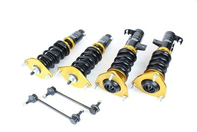 Subaru BRZ/FRS 13+ ISC Basic Coilover Suspension