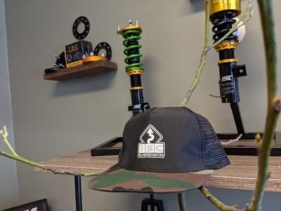ISC Camo Hat