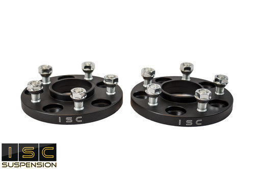 ISC 15mm Nissan Wheel Spacers WSNS15B