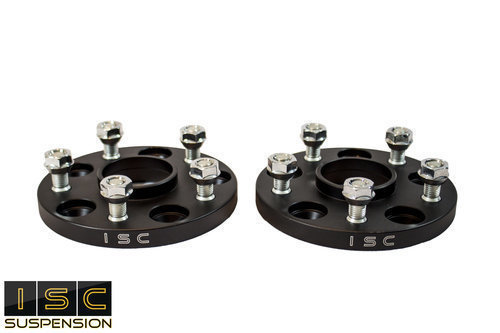 ISC 15mm Toyota Wheel Spacers & Lexus Wheel Spacers WSLX15B
