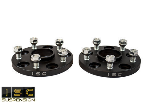 ISC 15mm Wheel Spacer for Mazda/Mitsubishi Vehicles WSMM15B