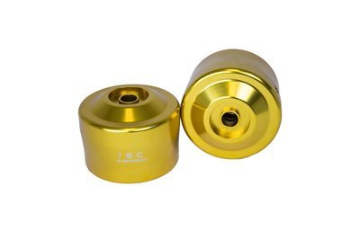 ISC Air Piston Coilover Cup 20mm Pair- Cups Only
