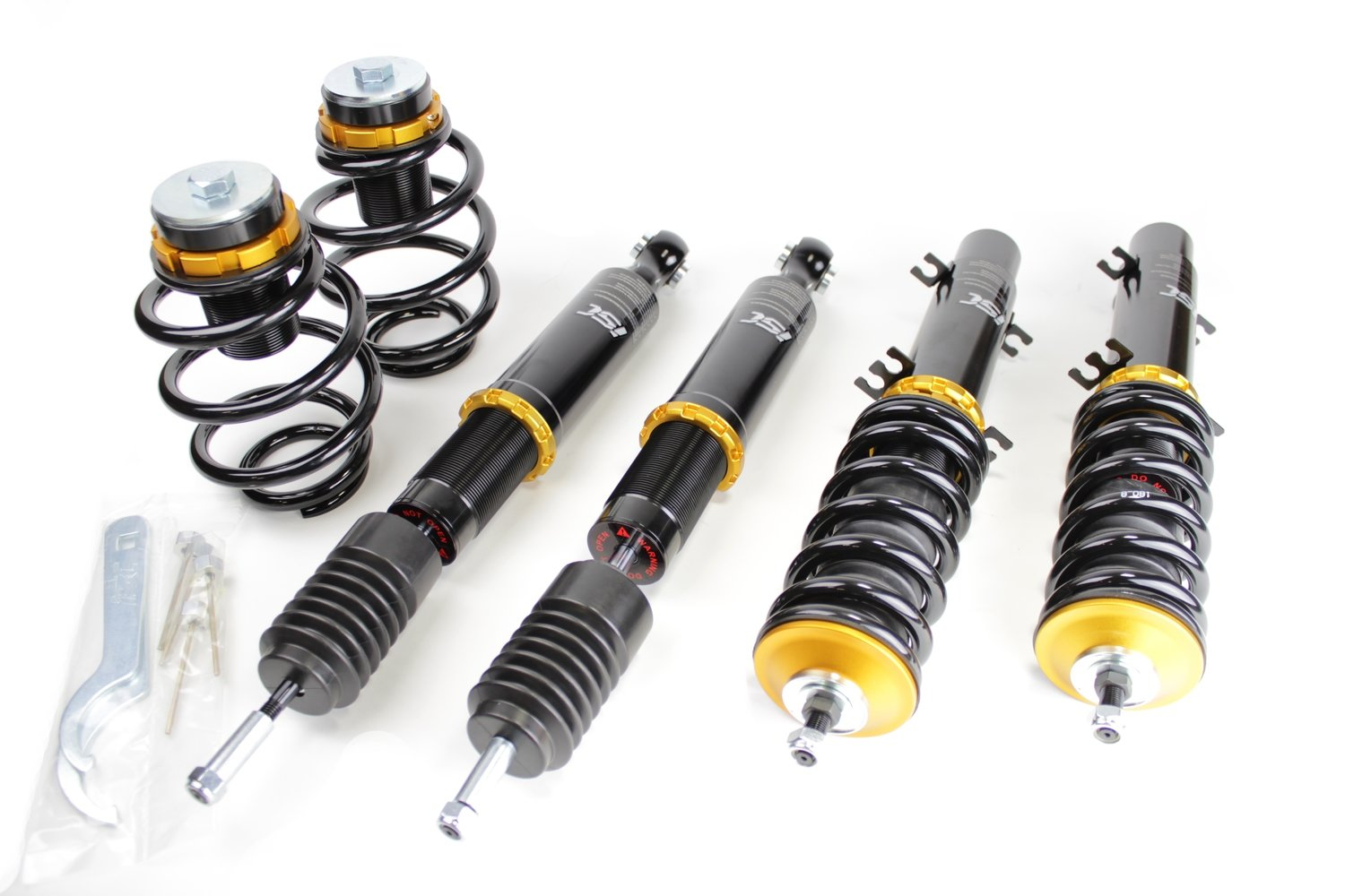 Volkswagen Golf Mk4 (98-04) ISC Basic Coilover Suspension