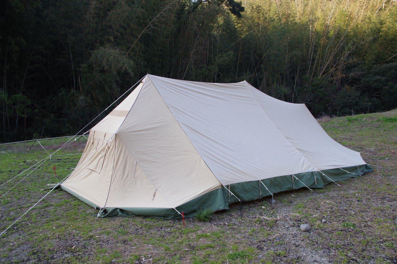オランダ製 SLEE ユトレヒト 変形 ストームテント 3人用