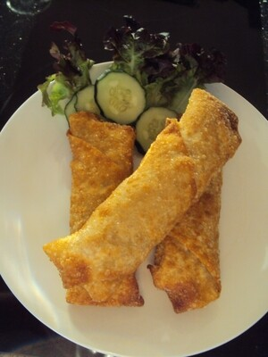 Egg Rolls - Limited Time Special
