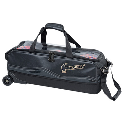 Hammer Force Slim Triple 3 Ball Tote Bowling Bag