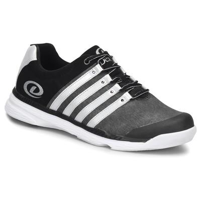 Dexter Kevin Grey/Silver/Black Bowling Shoes