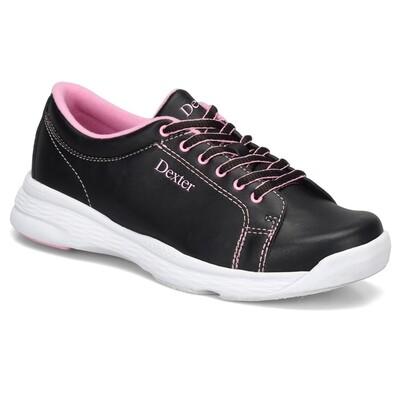 Dexter Raquel Black/Pink Womens Bowling Shoes