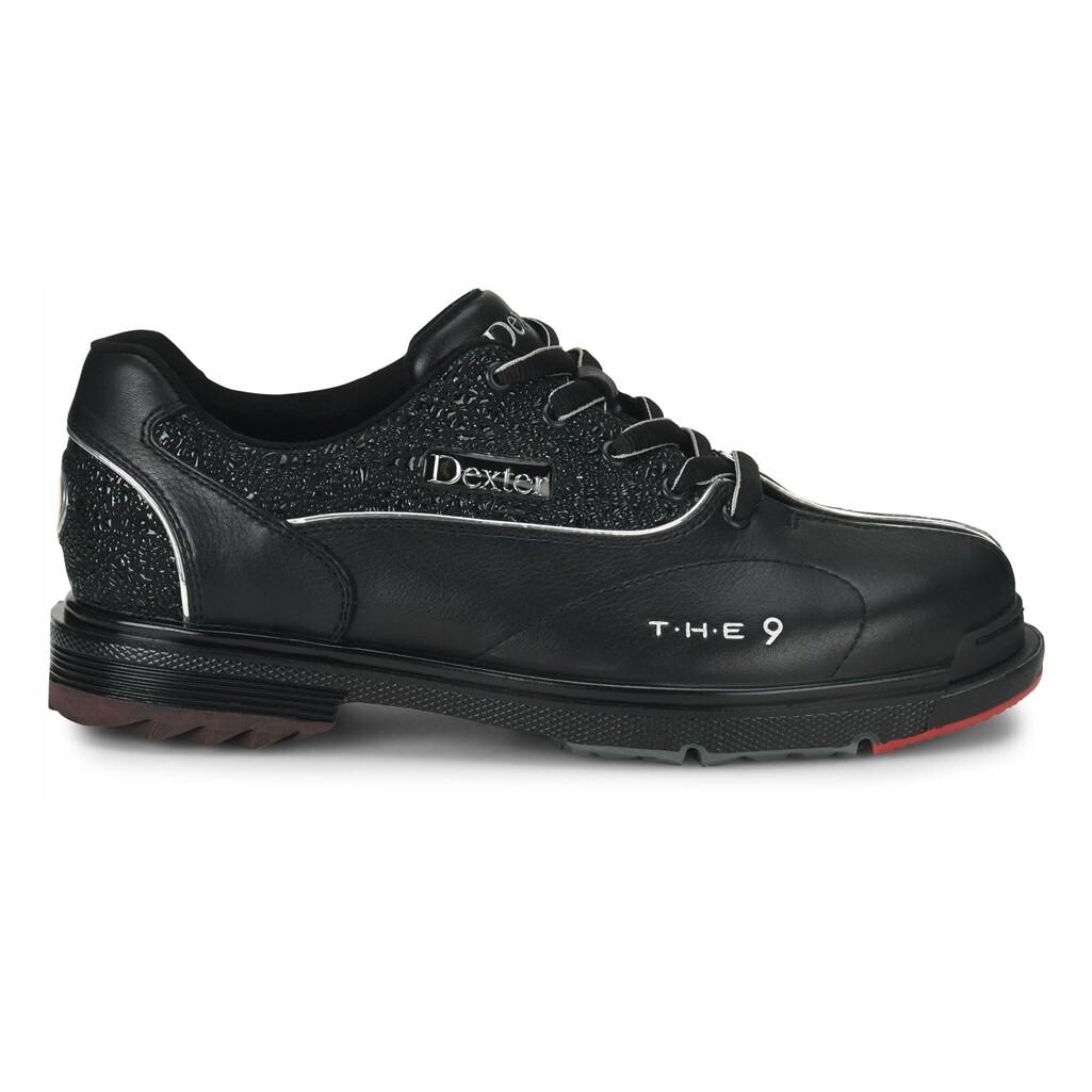 Dexter THE 9 Black Jewel Womens Bowling Shoes