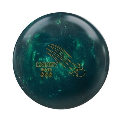 900Global Money Badger Bowling Ball