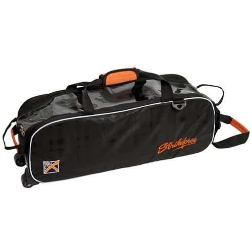 KR Orange KRush Slim 3 Ball Roller/Tote 508