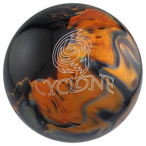 Ebonite Cyclone Black/Gold/Silver 1076