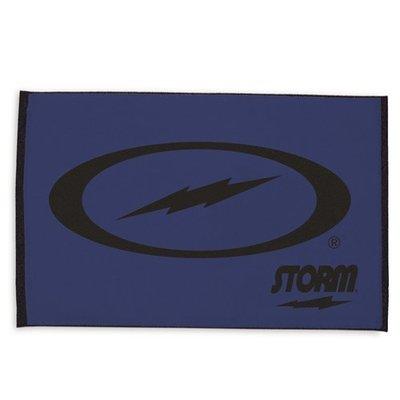 Storm Signature Towel Blue/Black