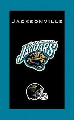 KR NFL Bowling Towel Jacksonville Jaguars