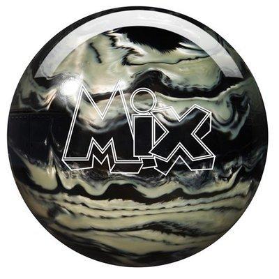 Storm Mix Black/White Bowling Ball
