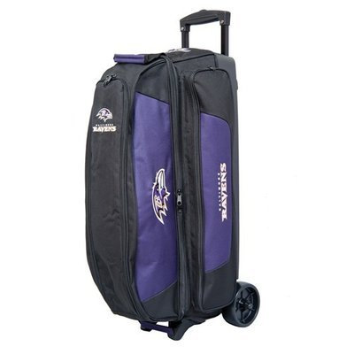 KR NFL Baltimore Ravens 3 Ball Roller