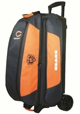 KR NFL Chicago Bears 3 Ball Roller