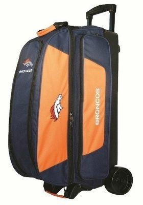 KR NFL Denver Broncos 3 Ball Roller